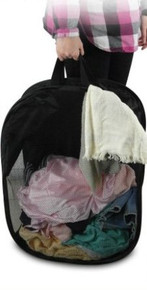 Back Pack Laundry Hamper