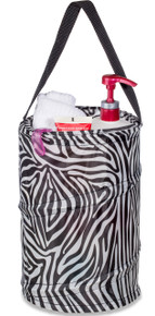 "Dorm Shower Caddy | Assorted Patterns | 8"" X 12"""
