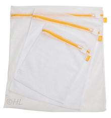 Mesh Washing Bag | Zippered | 3 Sizes