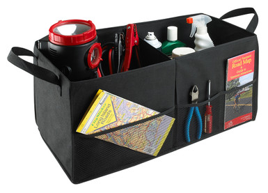 Fold Away Car Trunk Organizer