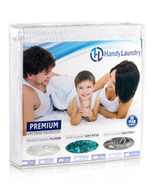 Waterproof Mattress Protector - Twin, Full, Queen, King