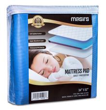 """Mattress Pad Sheet Protector - 34"""" x 52"""""""