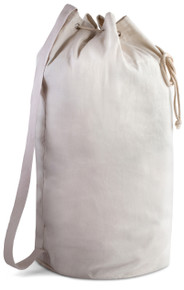 "Canvas Duffle Bag - Double Stitched - 28"" x 14"""