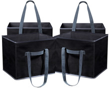 Reusable Shopping Cube Grocery Bag (Set of 4)