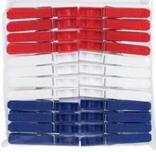 48 Plastic Clothespins