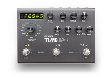 TimeLine delay