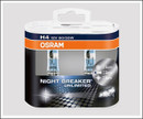 OSRAM Nightbreaker Unlimited Halogen Bulbs