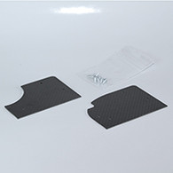 Carbon Rear Wing Side Plates F60