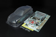RC Body Parts Set Porsche 911 - GT3 Cup VIP 2007