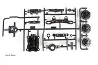 RC TT02 A Parts - Upright
