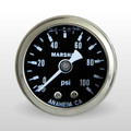 """Marshall Fuel Pressure Gauge 1.5"""""""