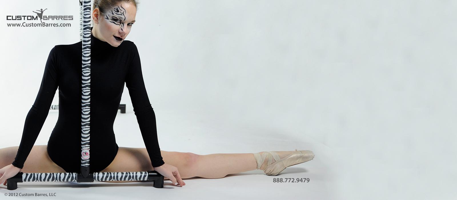 Zebra Barre by Custom Barres