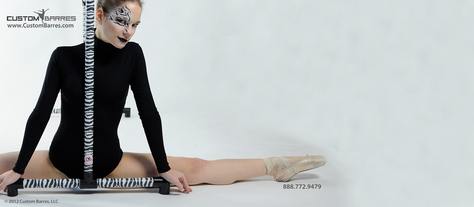 Zebra Barre by Custom Barres