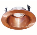 "(ORL/COPPER) 4"" Low Voltage Open Reflector"