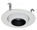 "(EBL/B) Eyeball Black for 4"" Low Voltage Recessed Can"