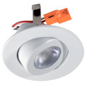 "2"" LED Recessed Retrofit Kit Gimbal 3000K  (Dimmable)"