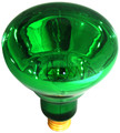 (BR38/100/GREEN) Incandescent BR38 100W Green