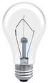 (A19/CL/25) Incandescent Household A19 25W Clear