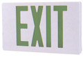 (ELG) LED Exit Light Green