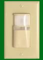 (OS183/IVORY) Vacancy Sensor (Manual On Auto Off) Operation Ivory