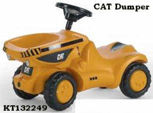 Kettler-CAT Dumper Ride-On, 12 months+