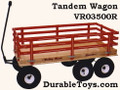 Valley Road Speeder-Tandem Wagon, 3500