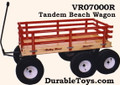 Valley Road Speeder-Six Wheel Tandem Wagon, 7000