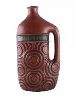Handcrafted Rustic Ceramic Vase