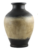 HANDTHROWN TERRACOTTA POT -1268