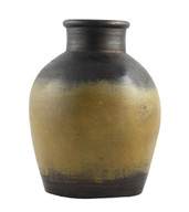 HANDTHROWN TERRACOTTA POT -1271