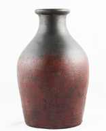 HANDTHROWN TERRACOTTA POT -1273