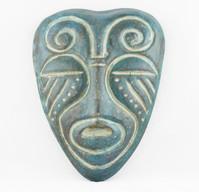 Vintage African Tribal Mask - 1275