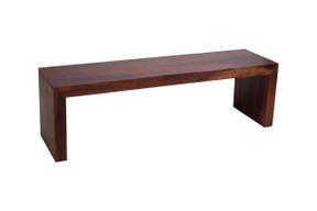 """Timbergirl Solid Acacia Bench  - 50"""""""