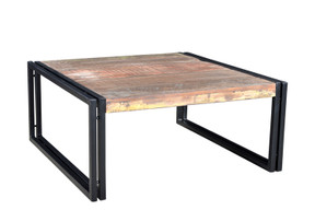 Old Reclaimed wood coffee Table