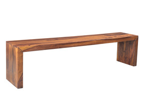 Timbergirl Solid Wood Bench - 60""