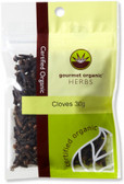 Gourmet Organic Cloves 30g Sachet x 1