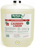 herbon laundry liquid 20lt