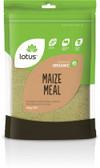 Lotus Organic Maize Meal 500gm