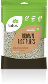 Lotus Organic Puffed Brown Rice 175gm