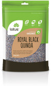 Lotus Organic Quinoa Grain Black 500g
