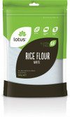 Lotus Rice Flour (White) 500gm