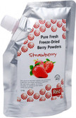Absolute Red Strawberry Freeze-Dried Pwd 150g