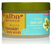 Alba Hawaiian Sea Salt Body Scrub 410gm