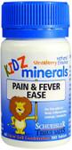 Martin and Pleasance Kidz Minerals PainFevrEase 100t