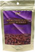 Naturally Goji Milk Chocolate Goji Berries 125gm