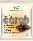 Naturally Good Carob Buckwheat Bites GF 200g