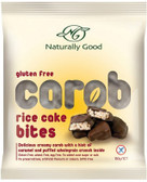 Naturally Good Carob Rice Bite GF WF 150gm