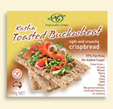 Naturally Good Kasha Buckwheat CrispBread 100g