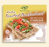 Naturally Good Kasha Buckwheat CrispBread 100g
