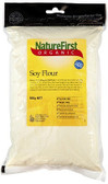 Natures First Organic Soy Flour 500gm